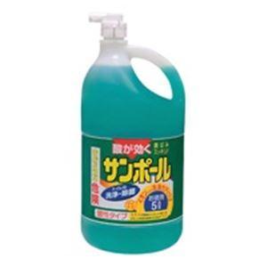 (業務用20セット)大日本除蟲菊 サンポール 業務用 5L|funnyfunny
