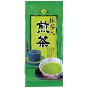 (業務用20セット)井六園 抹茶入徳用煎茶 200g|funnyfunny