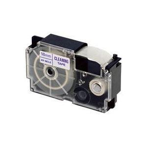 (業務用3セット)カシオ CASIO クリーニングテープ XR-18CLE 18mm ×3セット