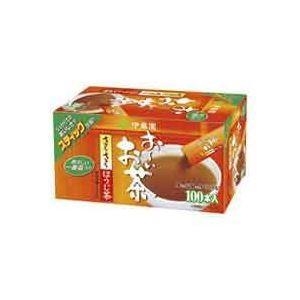 (業務用6セット)伊藤園 おーいお茶 さらさらほうじ茶 0.8g×100本|funnyfunny