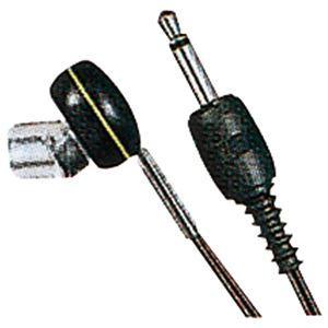 (まとめ) JVC ミニジャック用イヤホン 直径3.5mm コード長3m MR-51 1個 〔×5セット〕 funnyfunny