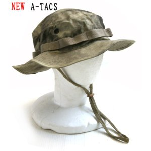 USタイプ ジャングルハット HH001NN A-TACS XLサイズ 〔レプリカ〕|funnyfunny
