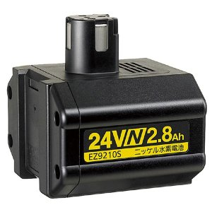 Panasonic(パナソニック) EZ9210S ニッケル水素電池パック (Nタイプ・24V)|funnyfunny