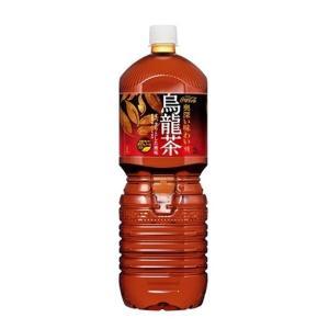 〔まとめ買い〕コカ・コーラ 煌「ファン」 烏龍茶ペットボトル 2L×6本(1ケース)|funnyfunny
