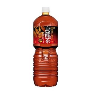〔まとめ買い〕コカ・コーラ 煌「ファン」 烏龍茶ペットボトル 2L×12本(6本×2ケース)|funnyfunny