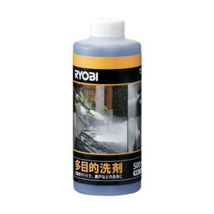 (まとめ)リョービ 多目的洗剤 高圧洗浄機用B-6710157 1個〔×3セット〕|funnyfunny