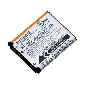 (まとめ)富士フイルム デジタルカメラ用充電式バッテリー NP-45S〔×5セット〕 funnyfunny