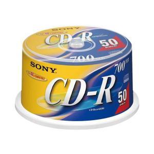(まとめ)ソニー データ用CD-R 50枚 50CDQ80DNSP〔×10セット〕|funnyfunny