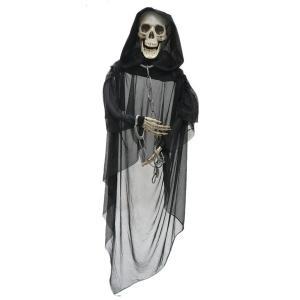 コスプレ衣装/コスチューム 〔光る ブラックリーパー 150cm〕 『Uniton』 〔ハロウィン イベント〕|funnyfunny