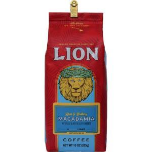 コーヒー フレーバー ライオンコーヒー マカダミア 283g 粉|funsense
