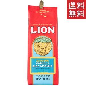 コーヒー フレーバー ライオンコーヒー バニラマカダミア 198g 粉|funsense