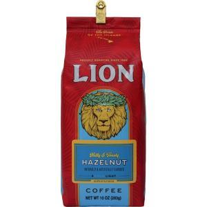 コーヒー フレーバー ライオンコーヒー ヘーゼルナッツ 283g 粉|funsense