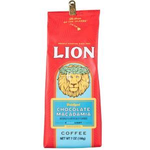 コーヒー フレーバー ライオンコーヒー チョコレートマカダミア 198g 粉|funsense