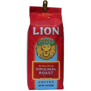 コーヒー ノンフレーバー ライオンコーヒー オリジナル 283g 粉 豆|funsense