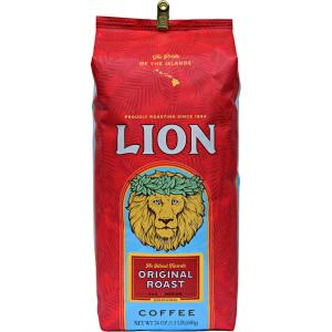 コーヒー ノンフレーバー ライオンコーヒー オリジナル 680g 粉 豆|funsense