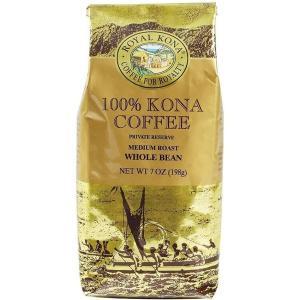 コーヒー ノンフレーバー ロイヤルコナ プライベートリザーブ 198g 粉 豆|funsense