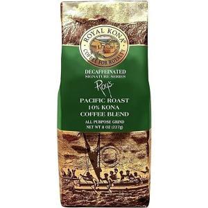 デカフェコーヒー ロイヤルコナ ロイズ 227g 粉 カフェインレス|funsense
