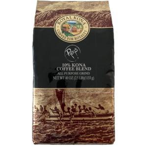 コーヒー ノンフレーバー ロイヤルコナ ロイズ 1133g 粉|funsense