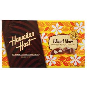 マカダミアナッツ チョコ ハワイアンホースト アイランドマックス 141g|funsense