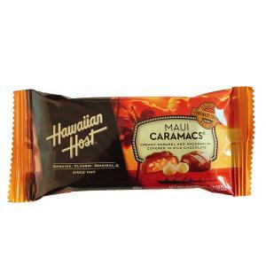 マカダミアナッツ チョコ ハワイアンホースト マウイキャラマックス ミルクチョコレート 27g|funsense