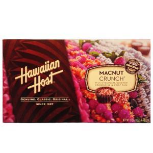 マカダミアナッツ チョコ ハワイアンホースト クランチ 170g|funsense