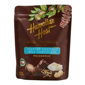 マカダミアナッツ チョコ ハワイアンホースト トーステッドココナッツ ミルクチョコレート 567g|funsense