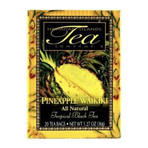 紅茶 フレーバー ハワイ アイランド ティー カンパニー パイナップル ワイキキ 1.8g×20袋|funsense