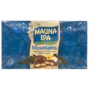 訳あり マカダミアナッツ チョコ マウナロア ミルクチョコレート マウンテン 141g|funsense
