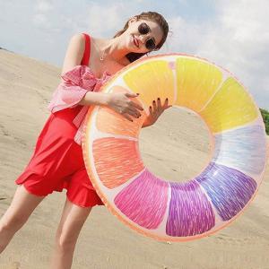 浮き輪浮輪フロート9タイプフルーツ海プールビーチ海水浴夏休み大人用大きい