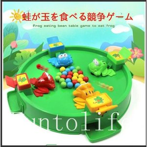 知育玩具 おもちゃ 3歳 2歳 4歳 蛙が 玉を食べる 競争 ゲーム 5歳 6歳 誕生日プレゼント ...