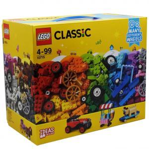 レゴ LEGO クラシック アイデアパーツ タイヤセット 10715