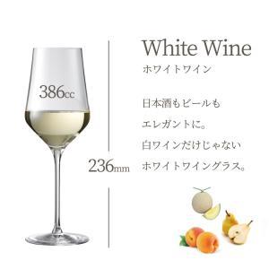 ワイングラス プラティーヌ ホワイトワイン 386CC 6個セット 白ワイン 人気 ドイツ製|funvinoshop|02