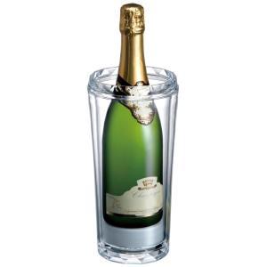 ワインクーラー シャンパンクーラー おしゃれ 人気 便利 クールワインクーラー 1本用 funvinoshop