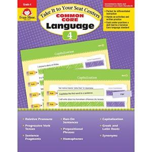(中古品)Take It to Your Seat Language Centers, Grade 4|furatto