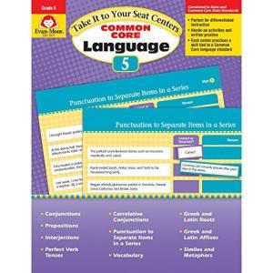 (中古品)Take It to Your Seat Language Centers, Grade 5|furatto