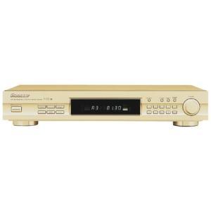Pioneer FM/AMデジタルシンセサイザーチューナー AMステレオ搭載  F-D3 furatto