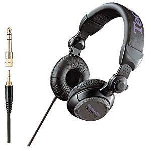 パナソニック 密閉型ヘッドホン Technics ブラック RP-DJ1200-K furatto