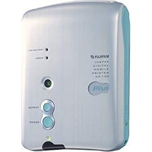 FUJIFILM デジタルモバイルプリンター Pivi MP-100TG ターコイズグリーン furatto