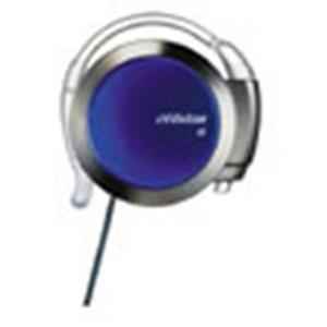 (中古品) JVC HP-AL302-ZA 密閉型オンイヤーヘッドホン 耳掛け式 ガンメタリック&a...