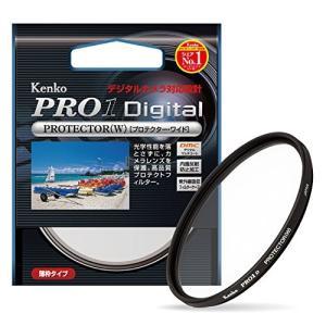 【中古品】 Kenko 55mm レンズフィルター PRO1D プロテクター (W) レンズ保護用 ...