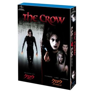 クロウ Blu-rayツインパック (初回限定生産)|furatto