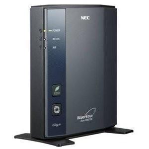 【中古品】NEC Aterm WR8370N[HPモデル] PA-WR8370N-HP