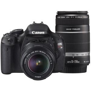【中古品】Canon デジタル一眼レフカメラ EOS Kis...