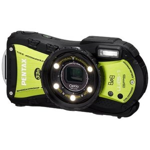 PENTAX 防水デジタルカメラOptio WG-1GPS グリーン GPS 約1400万画素 広角2 furatto