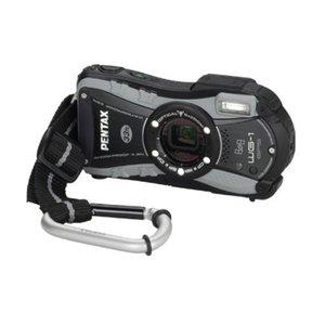PENTAX 防水デジタルカメラOptio WG-1GPS グレー GPS 約1400万画素 広角28m furatto