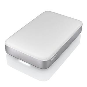 BUFFALO Thunderbolt&USB3.0用 ポータブルHDD 1TB HD-PA1.0TU3|furatto