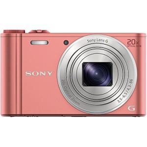ソニー SONY デジタルカメラ Cyber-shot WX350 光学20倍 ピンク DSC-WX350- furatto