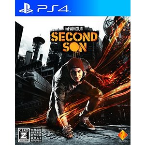 inFAMOUS Second Son 【CEROレーティング「Z」】 - PS4(中古品)|furatto