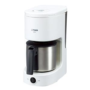 (中古品) タイガー コーヒーメーカー 6杯用 ステンレス サーバー ホワイト ACC-S060-W...