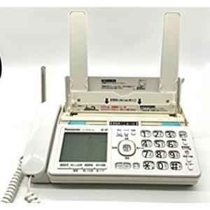 パナソニック デジタルコードレスFAX 子機1台付き 1.9GHz DECT準拠方式 ホ furatto